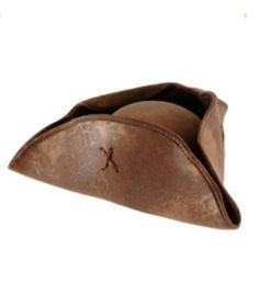 c014597e4d0 elope Pirates of the Caribbean Jack Sparrow Hat