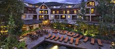 The Little Nell Aspen Hotels & Lodging for Colorado Vacations- one of my fav places on earth.