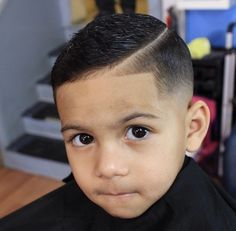Hair Cuts/Styles for Little Boys