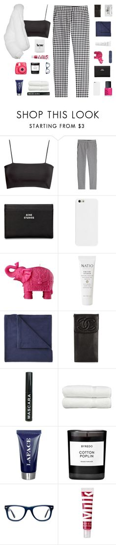 """LIKE TO JOIN TAGLIST"" by xilahax ❤ liked on Polyvore featuring H&M, Diane Von Furstenberg, NARS Cosmetics, Acne Studios, Mario Luca Giusti, Natio, JCPenney Home, Chanel, Linum Home Textiles and Fujifilm"