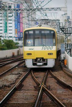 京浜急行幸せのイエローカー1000系