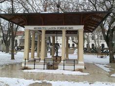 Balatonfured Gazebo, Pergola, Outdoor Structures, Kiosk, Pavilion, Arbors, Pergolas