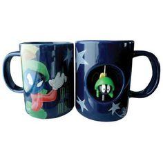 Looney Tunes Marvin The Martian Mug