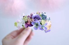 zuzig / Náramok na ruku Rings, Floral, Flowers, Jewelry, Colors, Jewlery, Jewerly, Ring, Schmuck