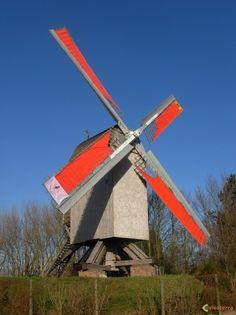 Moulin de la Roome dans le nord