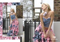AW16 | N. BALLOUT Look: P!nk www.nathalieballout.com Fashion Denim Double…