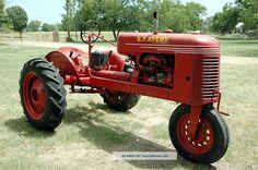 B F Avery Restored Tractor Tractors photo