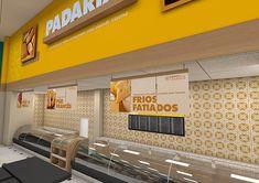CG - Supermercado Verone on Behance