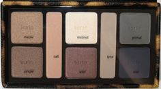 Tarte Call Of The Wild Amazonian Clay Eyeshadow Palette Swatches, Review & EOTD – Fall 2012 | Blushing Noir