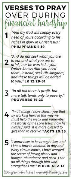 38 Best prayer for finances images in 2019 | Prayers, Prayer