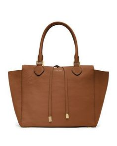 Michael Kors Butter Soft Tanned Tote Bag for the Modern Gladiator