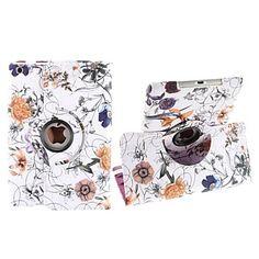 Bright-coloured Flower Vine Design Case for iPad mini 3, iPad mini 2, iPad mini  – CAD $ 19.42
