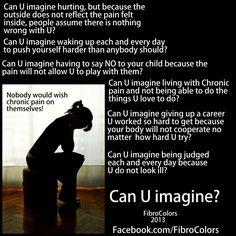 Can U Imagine?I Can.