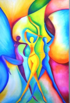 """Exceptional """"contemporary abstract artists"""" info is available on our website. Canvas Painting Tutorials, Painting Patterns, Cubist Art, Abstract Art, Aquarium Drawing, Peace Art, Black Love Art, Colorful Wall Art, Beginner Painting"""