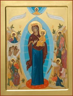 Mother of God the Joy of All Who Sorrow