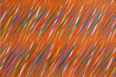 socialclaustrophobia:  Piero Dorazio (Italian, 1927–2005), Senza titolo. Lithography. via iriscolorimetry