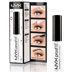 PROOF IT! WATERPROOF EYEBROW PRIMER   NYX Cosmetics Yes, please! I will be trying this one out!