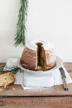 spiced almond ring cake. frauzuckerstein.de