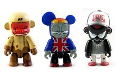 #0027 Urban VinylToys - collections - Obsessionistas - collectors & their collections