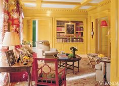 18 Room Colors - Kitchen and Living Room Paint Color Ideas - Veranda