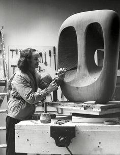 Jeanette Winterson: d'œuvres de Barbara Hepworth épiques Changé le visage de la sculpture - Telegraph