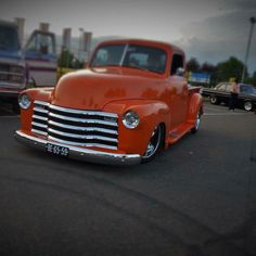 Frenk's truck from Belgium