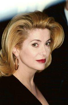 catherine deneuve - aging to perfection