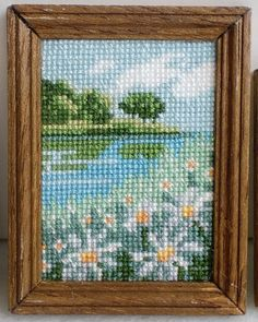 Mini needlework
