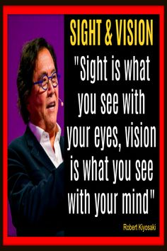 Well said Robert Kiyosaki. Yes, in the Masters Book (aka the Bible) it says that without a vision people perish.. And what this means is that when we don't have a vision of who we really are at our core and therefore what contribution we are to make to this world in our short time here. Then we will sadly [ #robertkiyosakiquotes #richdadpoordadquotes #richdadquotes #cashflowquadrantquotes ] Online Earning, Make Money Online, Robert Kiyosaki Quotes, Motivational Picture Quotes, People Online, Quotes And Notes, Word Out, Online Work, Motivate Yourself