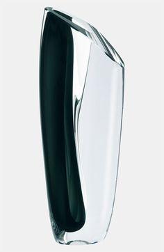 MCM Hand Blown Glass 'Saraband' Vase by Kosta Boda