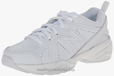 New Balance KX624 Lace-Up Training Shoe (Little Kid/Big Kid),White,1 W US Little Kid Check It Out Now     $35.99    Lace-up closure for snug fit. Comfort collar features anatomically positioned foam pads that lock in the heel and cus ..  http://www.healthyilifestyles.top/2017/03/22/new-balance-kx624-lace-up-training-shoe-little-kidbig-kidwhite1-w-us-little-kid/