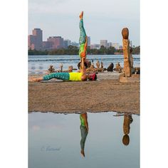 A couple of local photographers were kind enough to share their pictures of us during our time at Remic Rapids. This one was taken by the talented Cindy Eastwood. :) #AcroRevolution #SuperFreeShoulderstand #Needle #Shoulderstand #Trust #Inversion #Reflection #Perspective #RemicRapids #Ottawa #OttawaYoga #Yoga #PartnerYoga #FitCouple #Fitspo #Balance #Strong #Acroyoga #aylifestyle #MyOttawa #Canada #PartnerYoga #BeATouristInYourOwnTown #BalancingRocks #Love #LoveMyDharmaBums #SmileyOm