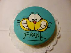 Torta de Gaturro para mi hijo Frank Sweet Marian Cupcakes: Tortas y Pasteles https://www.facebook.com/SweetMarianCupcakes
