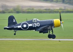 Goodyear Corsair FG-1D (G-FGID) - The Fighter Collection