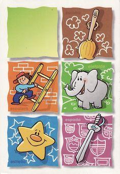 Loteria vocal e Alphabet Activities, Literacy Activities, Activities For Kids, Dual Language Classroom, Kindergarten Class, Baby Learning, Cards, Bingo, Paper Dolls