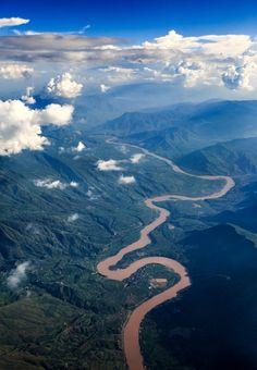 Lancang River, Yunnan | China (by Feng Wei Photography)