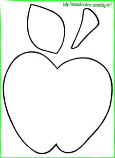 apples printable templates coloring pages firstpalette com
