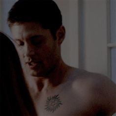 Dean winchester fakes gay jared padalecki jensen ackles