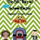 This is a fun packet of math, literacy and science activities to help your class celebrate the 50th day of school in true 50s style! This unit incl...