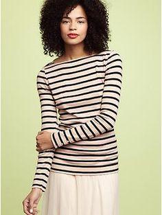 Love comfortable stripes