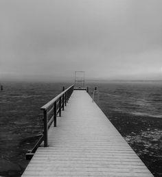 Sliding Into Winter, Lake Niegocin, Poland