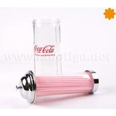 Bote de cristal Coca Cola
