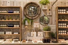 Terrain: home & garden stores. Love this look, maybe for the bathroom?