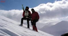 Climb to olympus mountain