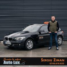 #AutoLUX #SatuMare #instructor #auto #permis #CatB #BMW #F20 #1series #SM88LUX #SergiuZiman Bmw, Vehicles, Rolling Stock, Vehicle, Tools