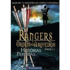RANGERS ORDEM DOS ARQUEIROS 11 - HISTÓRIAS PERDIDAS