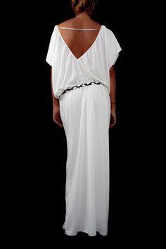 Loose Dress/Elegant dress Long dresses/ CASUAL by ANISHAR on Etsy, $78.00