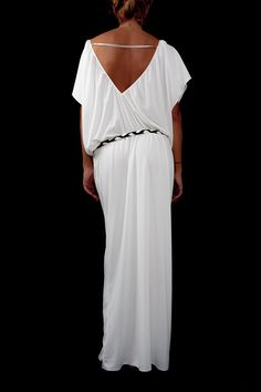 Loose Dress/Elegant dress Long dresses/ CASUAL by ANISHAR on Etsy, $78.00