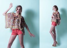New Arrivals!!! blusa graficos tribales  ya disponible en nuestras tiendas  modelo ANP1323AN #love #spring #summer #fashion #trends2014