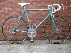 1980's Peugeot Tourmalet. Carbolite 103 Tubing